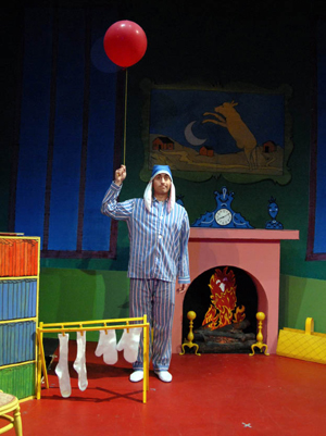 Play: 'Goodnight Moon' at the Dallas Children's Theater