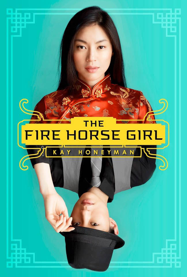 Book: 'The Fire House Girl'