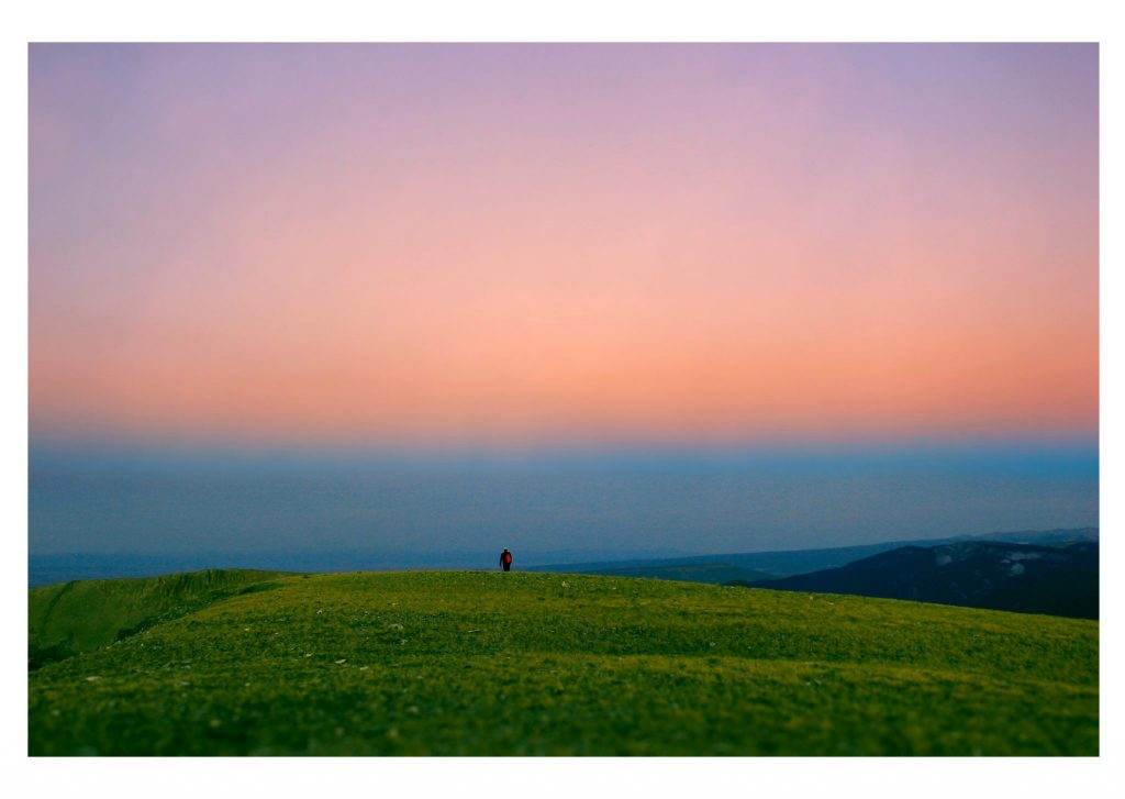 Rothkos Sky by Claire Pask