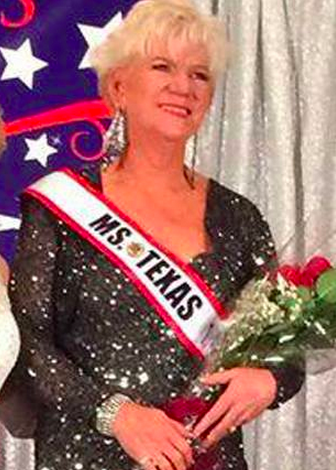 Jill Beam, Ms. Senior Texas