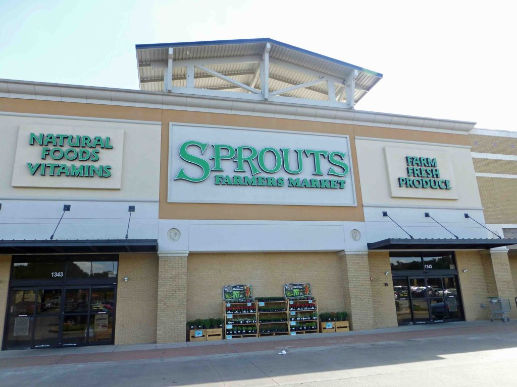 The Richardson Sprouts store