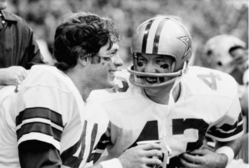 Charlie Waters and Cliff Harris. (National Football League)
