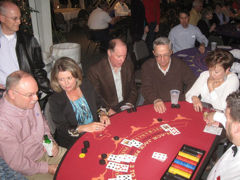 The Exchange Club of Lake Highlands Casino Night