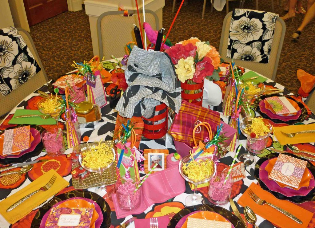 Tablescapes 2015
