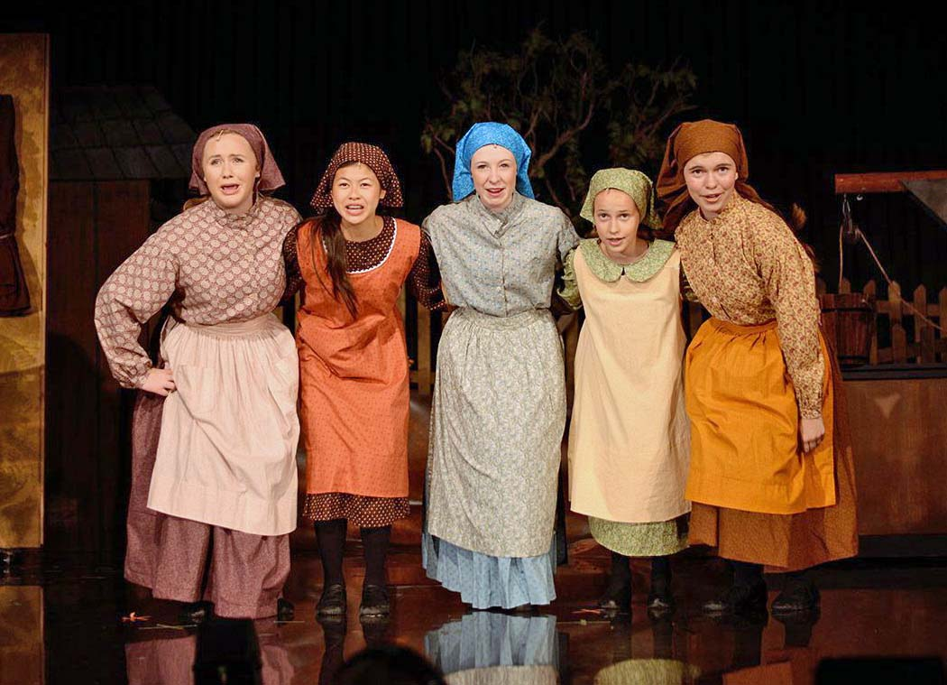 Lake Highlands United Methodist Church's Artists of Christian Talent will host auditions for Fiddler on the Roof