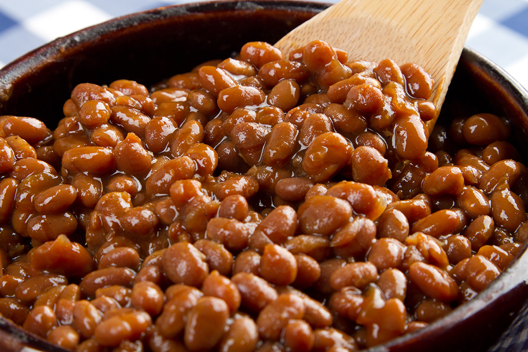 pot of beans photo by Getty Images