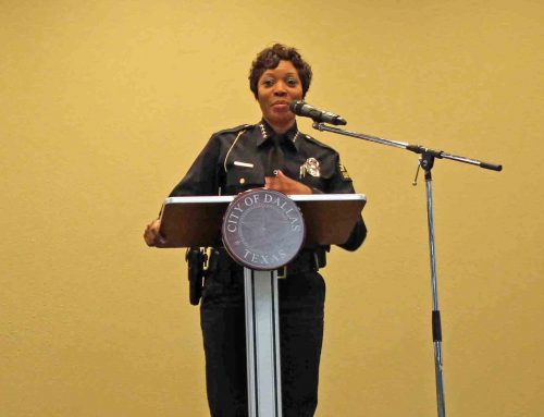 Dallas Police Chief Reneé Hall: is she showing strong leadership or facing a 'glass cliff'?