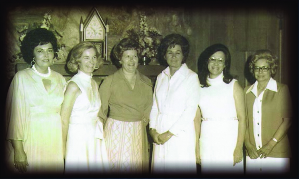 Lake Highlands Women's League founders