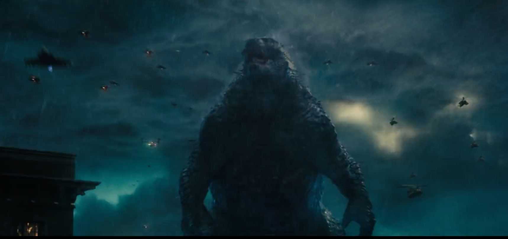Godzilla King of the Monsters c