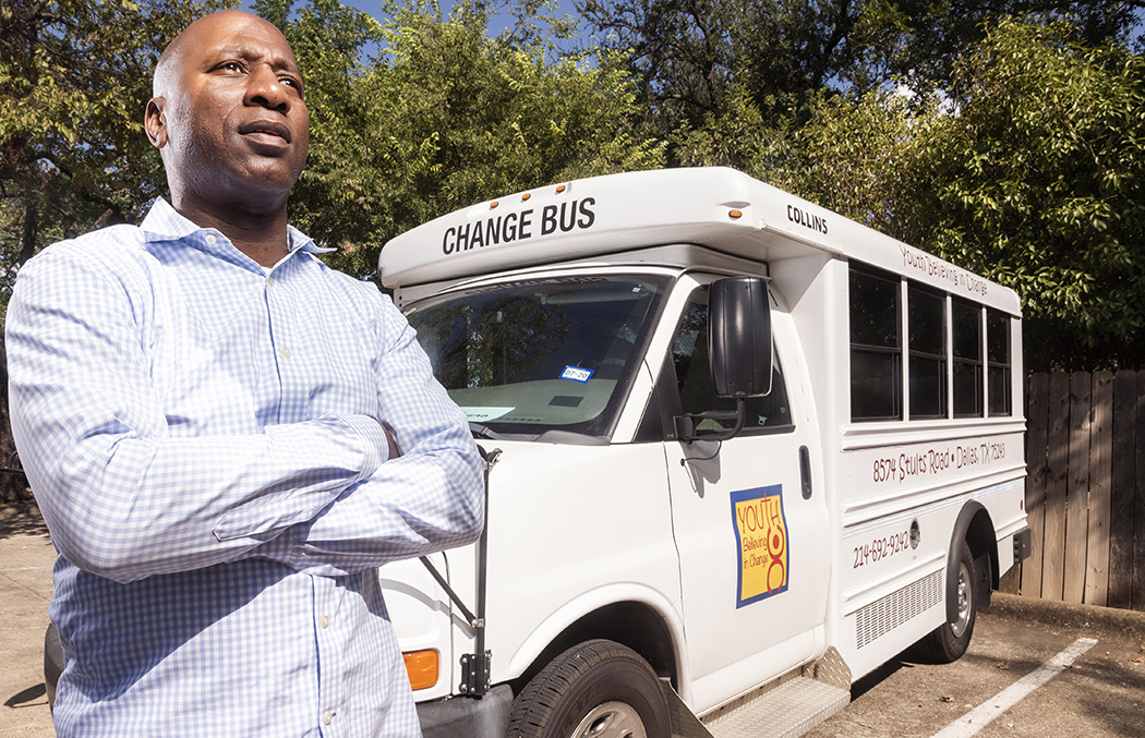 From Struggle Bus To 'change Bus'