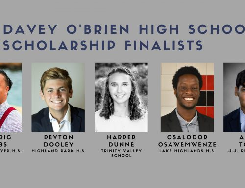 Wildcat named finalist for Davey O'Brien Scholarship