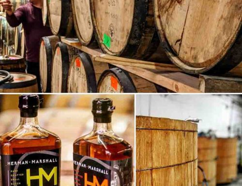 Lake House and Herman Marshall Distillery team up for 'Prohibition Valentine's Day'