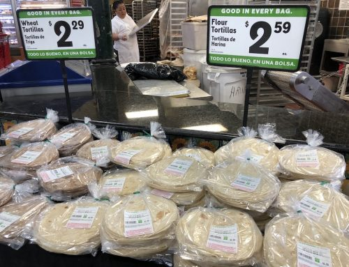 Does Central Market have the best grocery store tortillas?