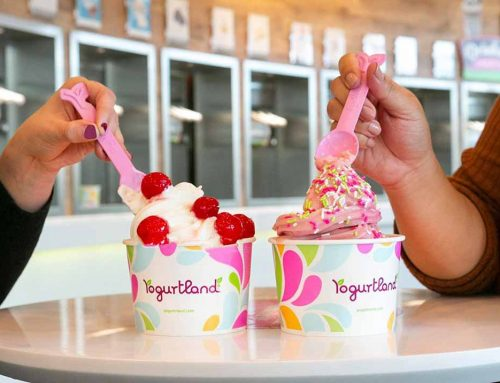 Eat at Yogurtland, support students at Scofield Christian School