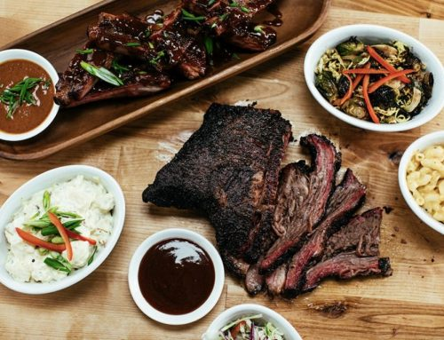 Get stoked about Oak'd, a new barbecue restaurant opening on Greenville Avenue