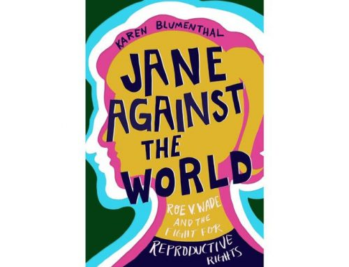 Blumenthal to discuss 'Jane Against the World' on KERA's Think today