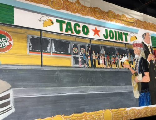 Wranglers turn the tables to support Taco Joint