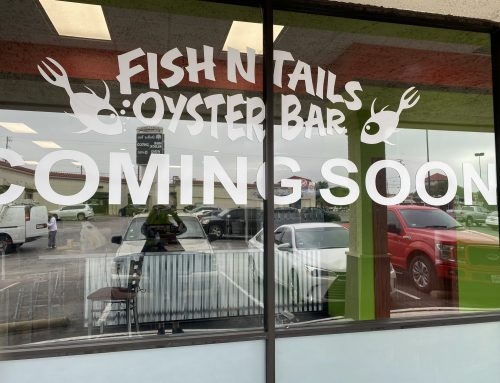 Fish N' Tails Oyster Bar opens Friday in the Casa Linda Plaza