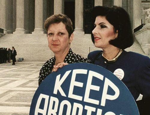 Find out what Roe v. Wade and this newest Hulu series has to do with the neighborhood