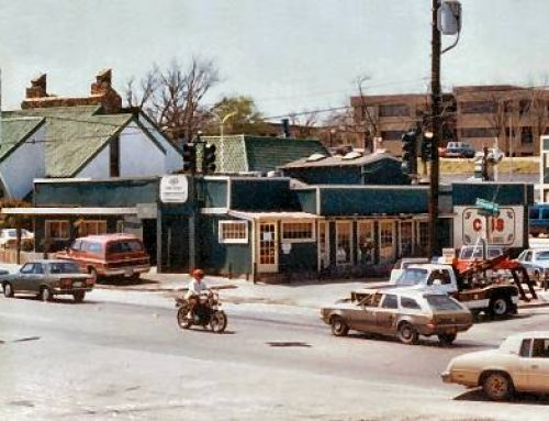 Did you know the first Chili's was established in our neighborhood?