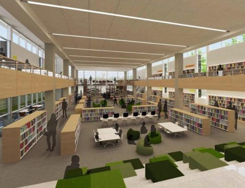 Sneak peek at $8 million Vickery Meadow Library