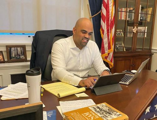 LH Chamber and Rep. Colin Allred to host discussion on 'COVID and small business'