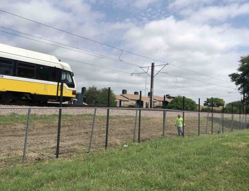 Taller, stronger fence to keep students safe from DART trains
