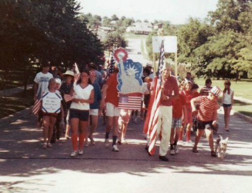 Sad about missing the July 4 parade? Enjoy these pics from yesteryear