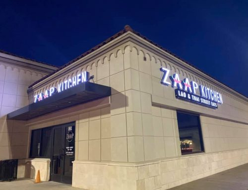 Zaap Kitchen's new location is closing its dining room, only serving takeout or delivery