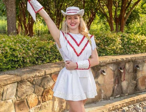 Meet Alice White, the Highlandettes' singing captain
