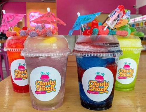 Coming soon: Candy Shack Daiquiris to go