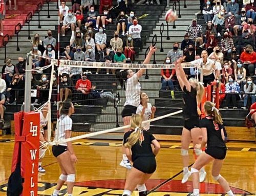 Lady Wildcats fall to Plano West in volleyball playoffs