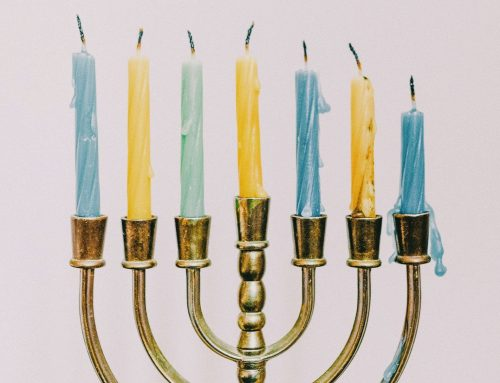 George Mason: Why Christians should celebrate Hanukkah too