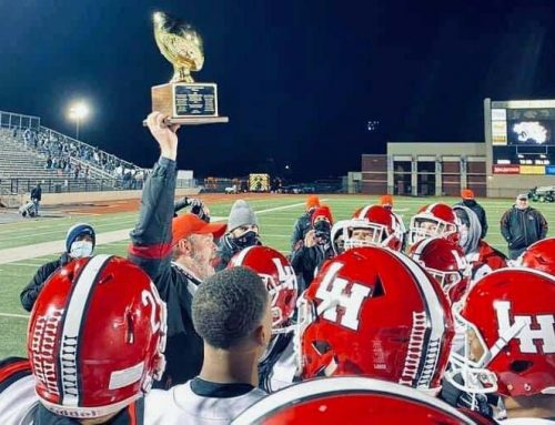 Undefeated Wildcats claim district trophy