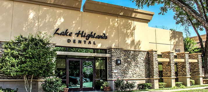 Lake Highlands Dental building