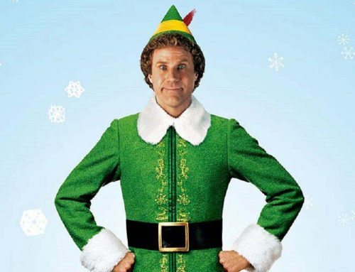 'Smiling's my favorite': Elf coming soon to LHHS drive-in movie