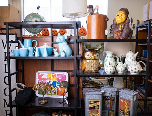 'We know it's not over yet': How Top Drawer Antiques & Mid Mod Shop is navigating the pandemic