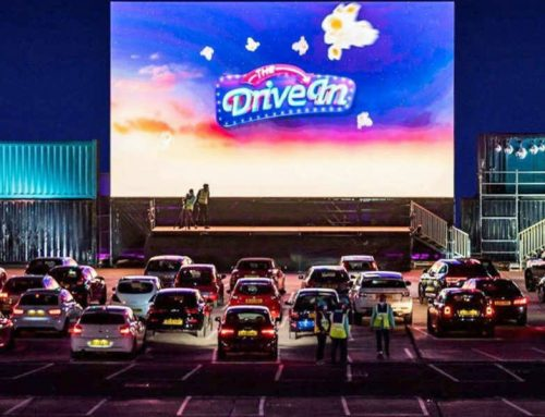 Wildcat Drive-In Theatre to premiere with 'The Sandlot'