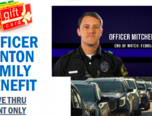 How to support Northeast DPD officer Mitchell Penton's family