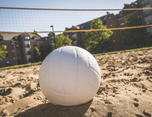 New sand volleyball court now open at Lake Highlands Rec Center