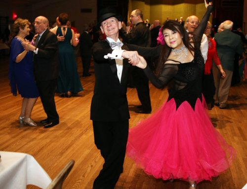 Dust off your dancing shoes, Ballroom Dance Dallas is hosting their first event in over a year in Lake Highlands