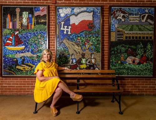 Remembering the Lake Highlands recreation center mosaic a decade later
