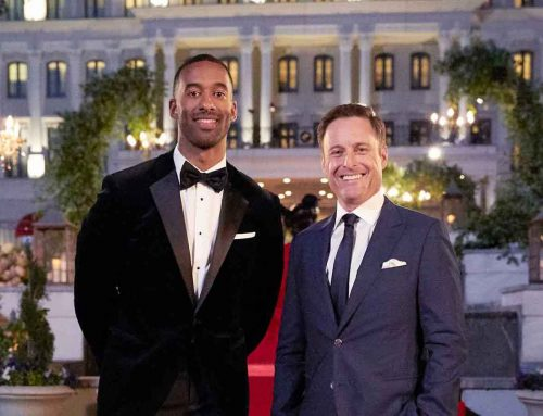 Chris Harrison bows out as host of 'The Bachelor'