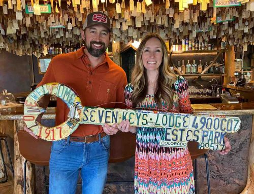 Meredith and Mark Powell: Authenticity is the key at Seven Keys Lodge