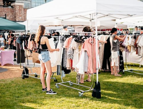 Shop the Boho Market at The Hill this weekend