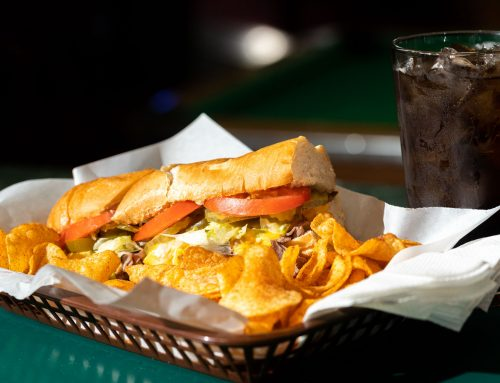 Stop by O'Riley's for a 'damn good' hoagie, karaoke and live music