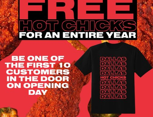 Find out where to get a full year of free chicken near SMU Boulevard